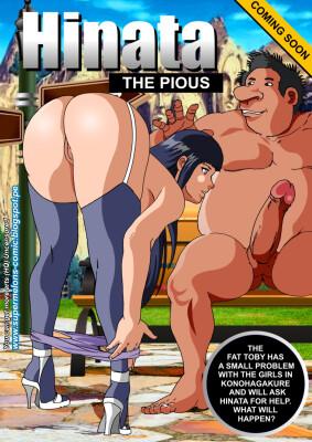 Goodcomix Naruto - [Super Melons] - Hinata - The Pious