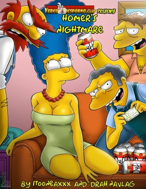 Goodcomix The Simpsons - [VerComicsPorno (VCP)][Drah Navlag] - Homer's Nightmare