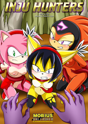 Goodcomix Sonic - [Palcomix][Mobius Unleashed] - Inju Hunters 1