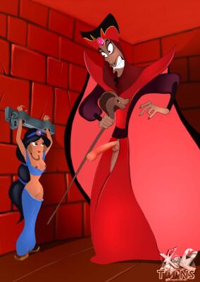 Goodcomix Aladdin - [XL-Toons] - Jafar's Dungeon