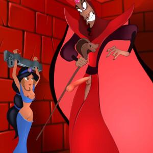 Aladdin - [XL-Toons] - Jafar's Dungeon