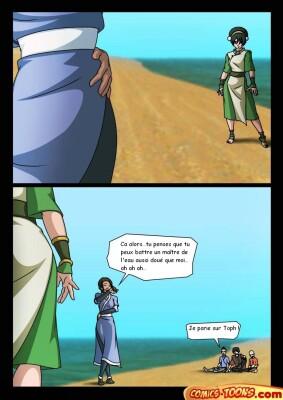 Goodcomix Avatar the Last Airbender - [Comics-Toons] - Katara x Toph