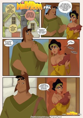 Goodcomix The Emperor's New Groove - [MilfToon] - Milfs New Groove