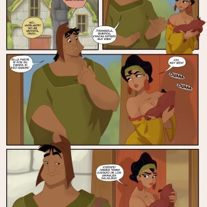 The Emperor's New Groove - [MilfToon] - Milfs New Groove