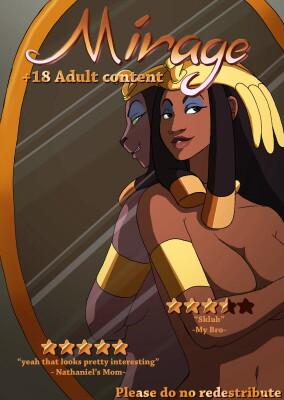 Goodcomix Aladdin - [Don'tFapGirl] - Mirage
