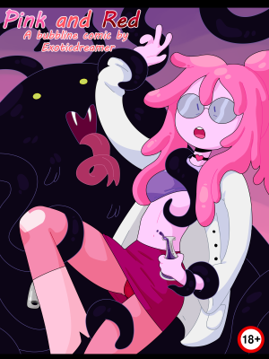 Goodcomix Adventure Time - [Exoticdreamer] - Pink and Red: Bubbline Comic