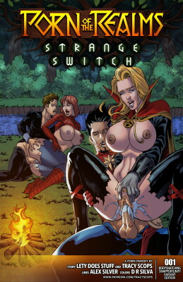 Goodcomix Spider-Man - [Tracy Scops] - Porn of the Realms: Strange Switch