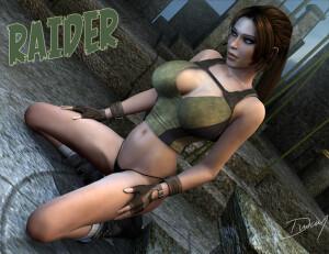 Goodcomix Tomb Raider - [DeTomasso] - Raider (+Extra)