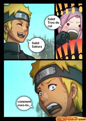 Goodcomix Naruto - [Comics-Toons] - Sakura X Naruto