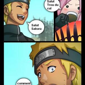 Naruto - [Comics-Toons] - Sakura X Naruto