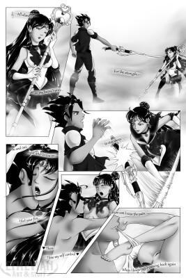 Goodcomix Sailor Moon - [Ethevian] - Setsuna's Pain
