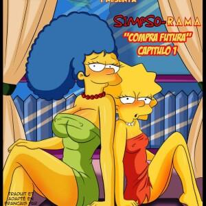 The Simpsons - [VerComicsPorno (VCP)][Croc] - SimpsoRama - Simpso-Rama - Capitulo 1: Compra Futura