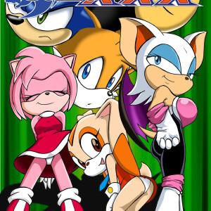 Sonic - [Palcomix] - Sonic XXX Project 1