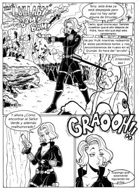 Goodcomix The Avengers - [Gargantua89] - The Lullaby