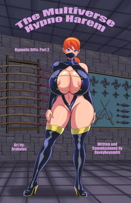 Goodcomix Teenage Mutant Ninja Turtles - [Arabatos] - The Multiverse Hypno Harem 2