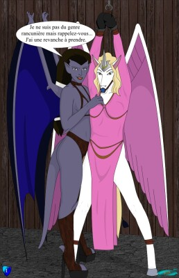 Goodcomix Gargoyles - [Fab3716] - The Revenge of Angela