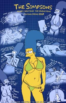 Goodcomix The Simpsons - [Brompolos] - The Sexensteins