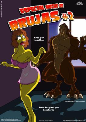 Goodcomix The Simpsons - [Locofuria][Kogeikun] - Treehouse of Horror 2