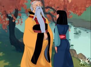 Goodcomix Mulan - [XL-Toons] - Women's Traditions
