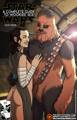 Goodcomix Star Wars - [Fuckit (Alx)] - A Complete Guide to Wookie Sex (No Dialogue)