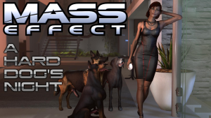 Goodcomix Mass Effect - [ShittyHorsey] - A Hard Dog's Night