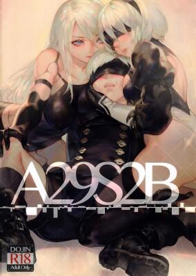 Goodcomix NieR Automata - [Aoinhatsu (Aoin)][Aoin no Junreibi](FF31) - A29S2B