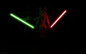Goodcomix Star Wars - [Kondas Peter (Kondaspeter1)] - Ahsoka Tano in The Dark