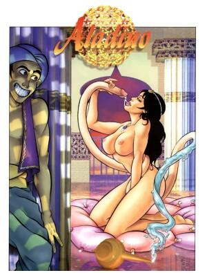 Goodcomix Aladdin - [Paco Roca] - Aladino