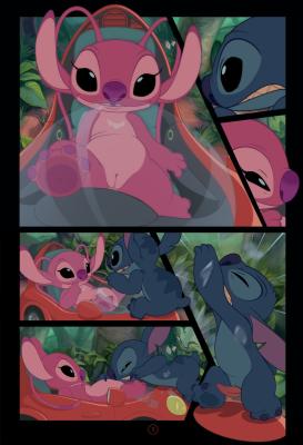 Goodcomix Lilo And Stitch - [Tricksta] - Angel & Stitch
