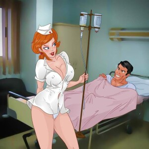 The Little Mermaid - [TitFlaviy] - The Adventures Of Ariel In The Modern World #21 Ariel Treats Her Patient Right