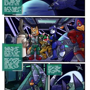 Star Fox - [Dreamcastzx1] - Assault and Flattery