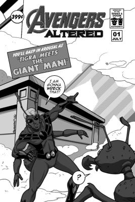 Goodcomix The Avengers - [Doomington] - Avengers Altered