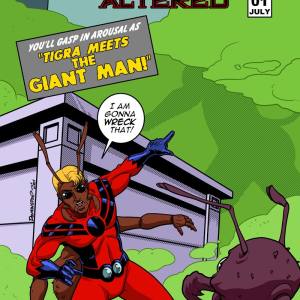 The Avengers - [Doomington] - Avengers Altered