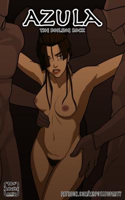 Goodcomix Avatar the Last Airbender - [MrPotatoParty] - Azula - The Boiling Rock