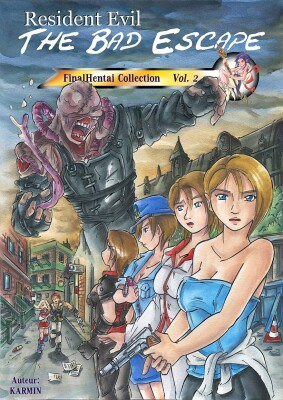 Goodcomix Resident Evil - [Passage] - Bad Escape