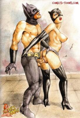 Goodcomix Batman - [Comics-Toons] - Batman Old Style