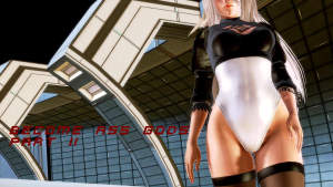 Goodcomix NieR Automata - [illusion] - Become Ass Gods - Part II