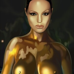 Beowulf - [Sinful Comics] - Beowulf & Grendel's Mother (Angelina Jolie)