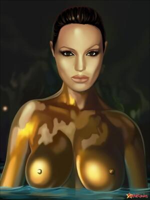 Goodcomix Beowulf - [Sinful Comics] - Beowulf & Grendel's Mother (Angelina Jolie)