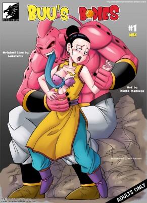 Goodcomix Dragon Ball - [Locofuria][Dante Mondego] - Buu's Bodies #1