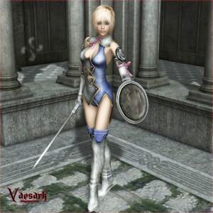 Goodcomix Soul Calibur - [Vaesark] - Cassandra Alexandra