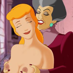 Cinderella - [CartoonValley][Helg] - Little Violence Part.3 Secret Mistresses