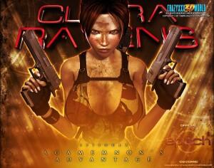 Goodcomix Tomb Raider - [Crazyxxx3DWorld][Epoch] - Clara Ravens 2: Agamemnon's Advantage
