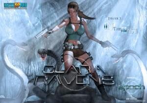 Goodcomix Tomb Raider - [Crazyxxx3DWorld][Epoch] - Clara Ravens 3: In The Past - Parts 1-3