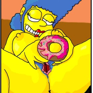 The Simpsons - [necron99] - Marge & Lisa - Cookies For Sale