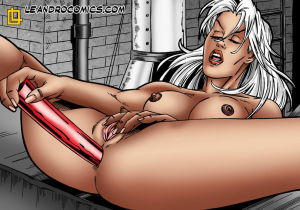 Goodcomix X-Men - [Leandro Comics] - Cyclops Has Hot Anal Sex With Storm