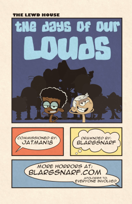 Goodcomix The Loud House - [Blargsnarf] - Days of Our Louds