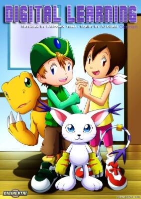 Goodcomix Digimon Adventure - [Palcomix][DigiHentai] - Digital Learning