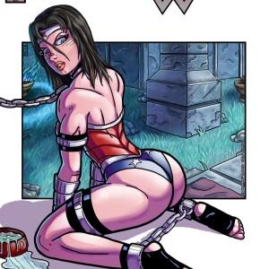 Justice League - [Hombre-Blanco] - Distressed Damsels - Part.1 Wonder Woman