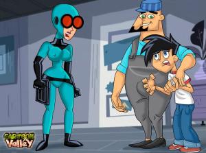 Goodcomix Danny Phantom - [CartoonValley][NEW] - Doxy Mother